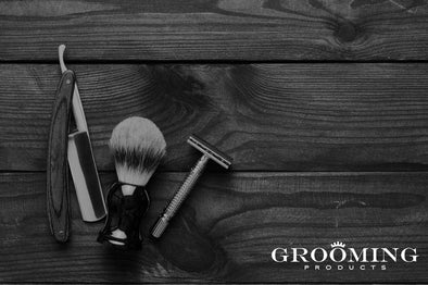 3 FOOLPROOF STEPS TO A GREAT SHAVE