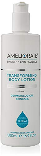 AMELIORATE Transforming Body Lotion Fragrance Free 500ml
