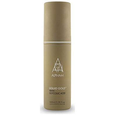 Alpha-H Liquid Gold (100ml), a highly effective resurfacing and firming lotion for your skin.