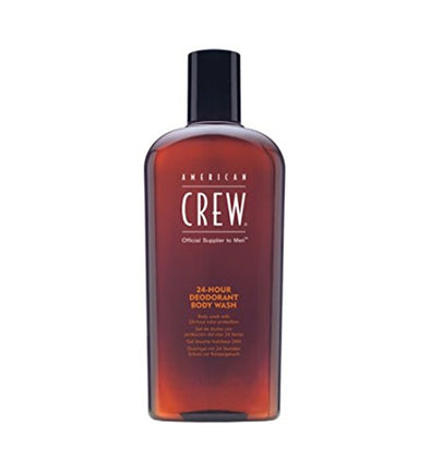 AMERICAN CREW Classic 24 Hour Deodorant Body Wash, 450 ml