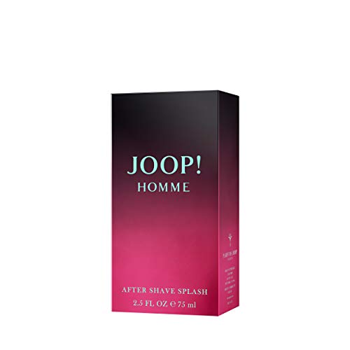 Joop! Homme Aftershave Splash, 75 ml