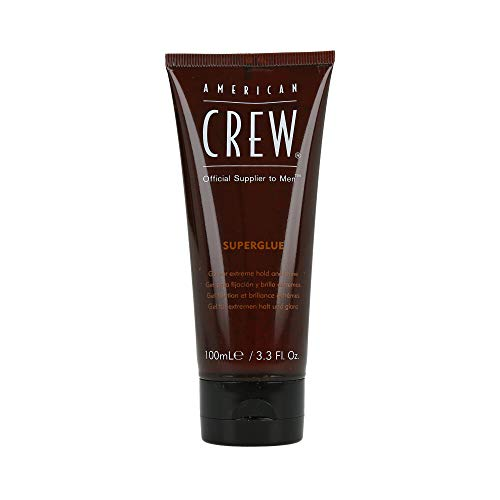 American Crew Superglue Hair Gel For Extreme Hold, 1 Pack (1 x 100 ml)