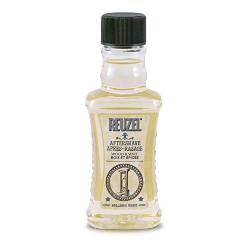 Reuzel Wood and Spice After Shave Water, 100 ml 0850004313008