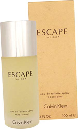 Calvin Klein Escape Eau de Toilette Spray For Man - 100Ml