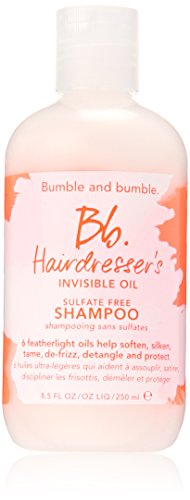 Bumble and bumble Shampoo Hairdresser's Invisible Oil Sulfate Free Shampoo 250ml