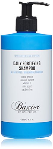 Baxter of California Daily Fortifying Shampoo, 16 oz