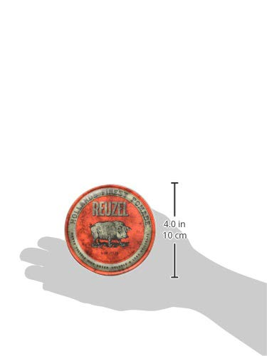 REUZEL Red Pomade Water Soluble High Sheen 113 g