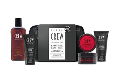 American Crew Grooming Wash Bag