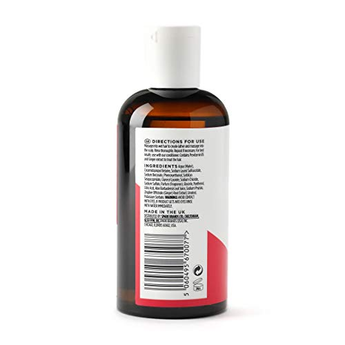 Hawkins & Brimble Shampoo for Men 250ml - Revitalise Dry Scalp Dandruff Maintenance