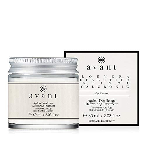 Avant Ageless Decolletage Retexturing Treatment