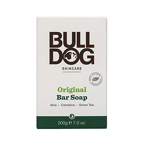 Bulldog Skincare Original Bar Soap, 200 g