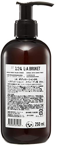 LA BRUKET No.124 Body Lotion Sage/Rosemary/Lavender 250ml