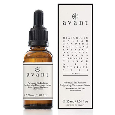 Avant Advanced Bio Radiance Invigorating Concentrate Serum (Anti-Ageing) 30 ml