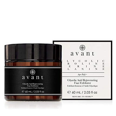 Avant Glycolic Acid Rejuvenating Face Exfoliator 60 ml