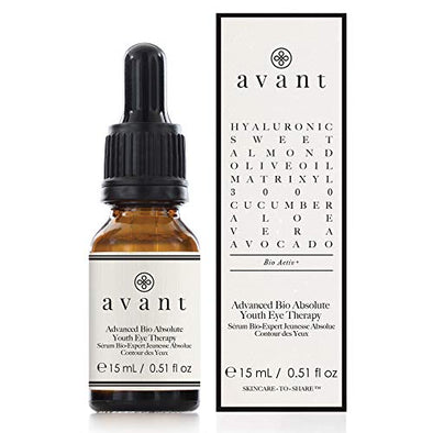 AVANT Advanced Bio Absolute Youth Eye Therapy (Anti-Ageing), black