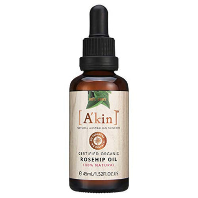 A'kin Certified Organic Rosehip Oil 45 ml