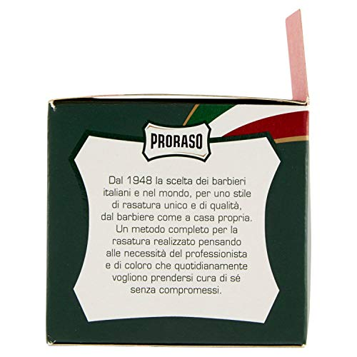 Proraso Cooling Green Prebeard Cream - 100 ml 400900