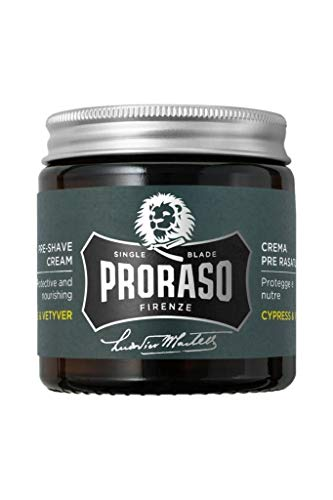 Proraso Pre Shave Cream - Cypress & Vetyver (100ml)