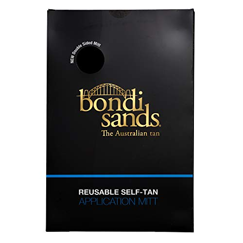 Bondi Sands Self-Tanning Application Mitt | Double-Sided Applicator Glove Prevents Stained Hands and Evenly Applies self tanner for a Flawless, Streak-Free Look, Washable + Reusable | Includes 1 Mitt