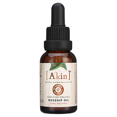 A'kin Certified Organic Rosehip Oil 20 ml