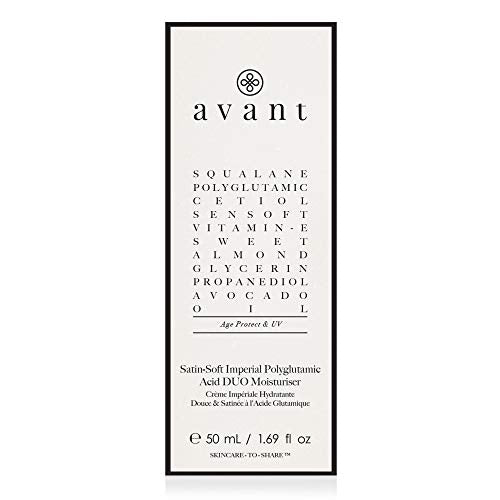 Avant Satin-Soft Imperial Polyglutamic Acid Duo Moisturiser, AV058
