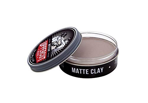 Uppercut Deluxe Matte Clay, Flexible Hold, Low Shine 60g