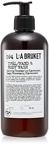 L:a Bruket No. 94 Liquid Soap Sage / Rosemary / Lavender 450 ml