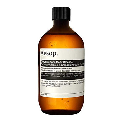 Aesop Citrus Body Cleanser 500ml Shower Bath Gel Skincare