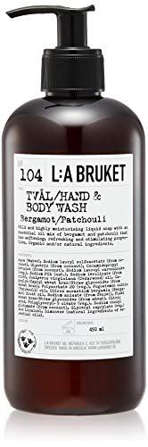 La Bruket Hand & Body Wash - Bergamot/Patchouli (450ml)