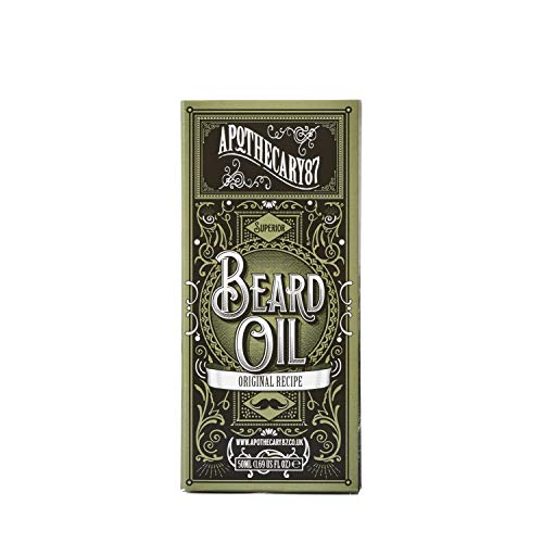 Original Recipe Beard Oil (50ml)