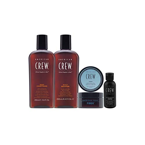 American Crew Deluxe Gift Set Including