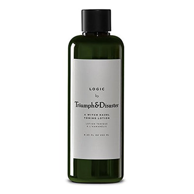 Triumph & Disaster - Logic Facial Toning Lotion Free Natural Face Toner 250ml Witch Hazel and Natural Extract Facial Cleanser Wash