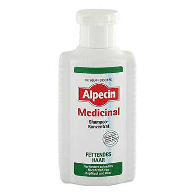 Alpecin Medicinal Concentrated Shampoo for Greasy Hair 200ml