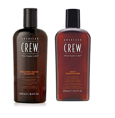 American Crew Precision Blend Shampoo 250 ml + Daily Conditioner - 250 ml