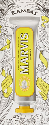Marvis Rambas Toothpaste 75 ml