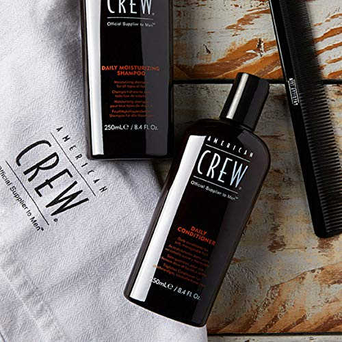 American Crew - CREW 3 IN 1 shampoo. conditioner and body wash 450 ml-Man