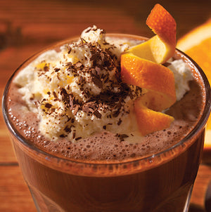 Hot Chocolate Orange