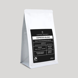 Coffee Society Fairtrade Ground 227g