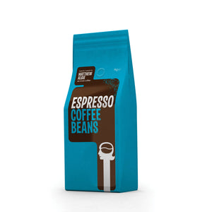 Matthew Algie - Fairtrade Crema Wholebean Espresso Coffee (1kg)