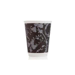 Takeaway Cups Double Walled Boutique 12oz (600 per pack)