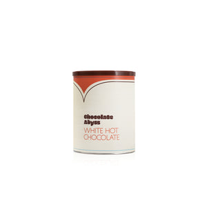 Chocolate Abyss White Hot Chocolate Powder - 6 x 450g