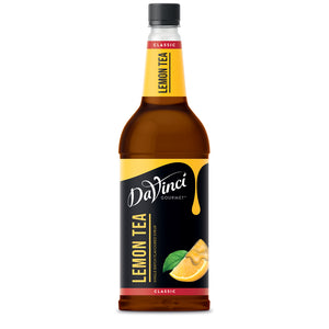 DaVinci Lemon Tea Syrup 1Litre