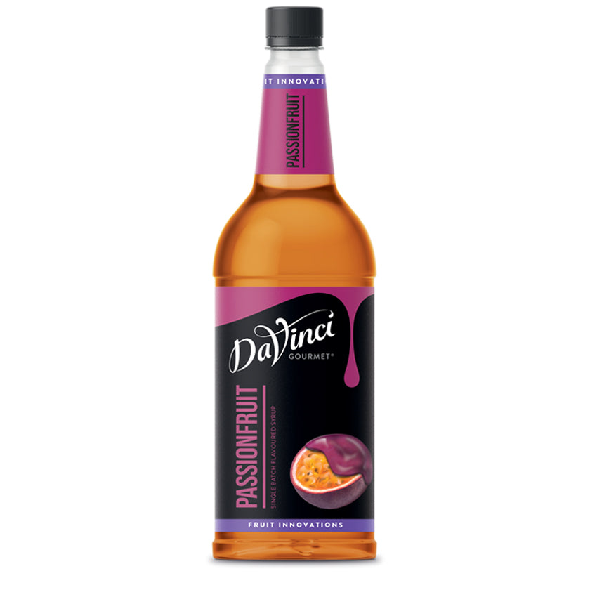 DaVinci Passionfruit Fruit Innovations 1Litre