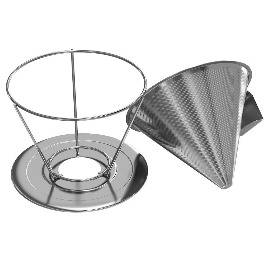 Coffee Gator Stainless Steel Filter Cone