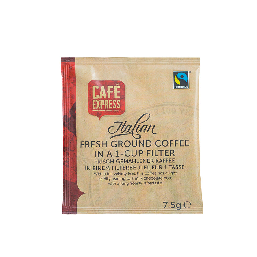 Fairtrade One-Cup Coffee Filter