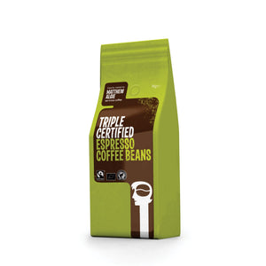 Matthew Algie - Gaia Triple Certified Wholebean Espresso Coffee (1kg)
