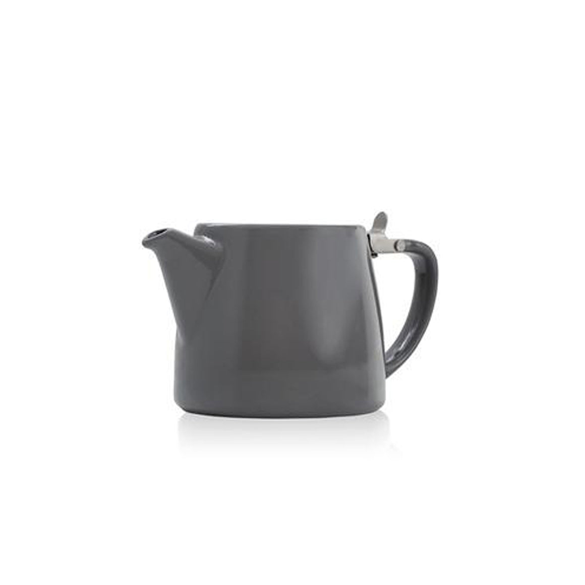 Forlife Grey Small Stump Teapot 13oz