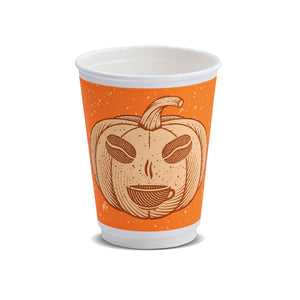 Halloween Takeaway Pumpkin Cup