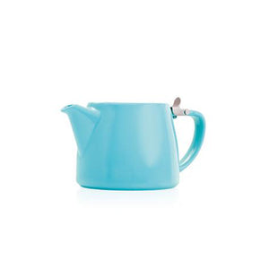 Forlife Turquoise Stump Teapot 18oz