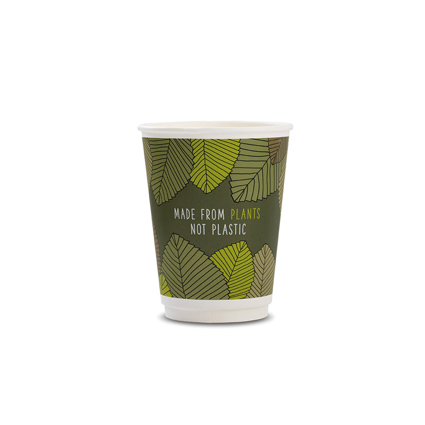Vegware Double Wall Cups 12oz